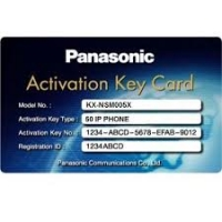 Panasonic KX-NSM99X Up to System Limit IP Phone Capacity Activation Key